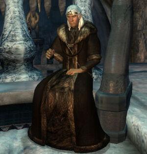 King Ragnor's Robe
