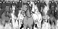 Shuaruri's Invasion of Pareia