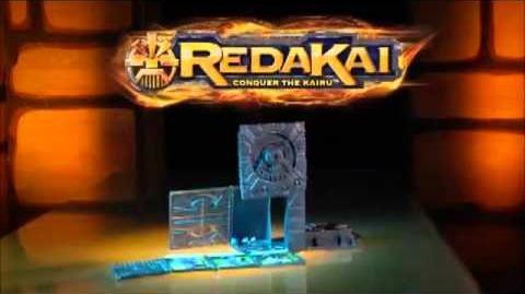 Redakai Kairu Cube Review