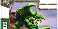 Scorpirion - Green Animal
