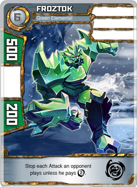 Froztok(Green)