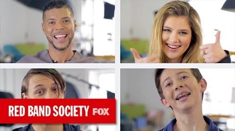 """Be Okay"" Music Video Cover RED BAND SOCIETY"