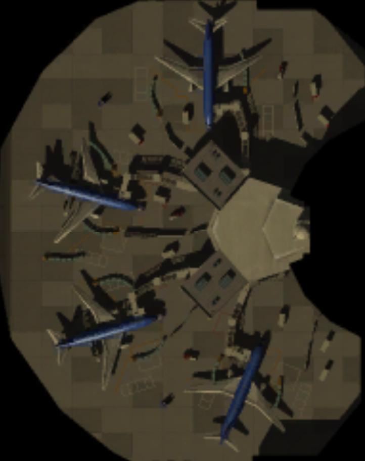 Red Dawn map
