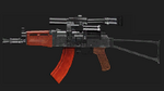 AKS-74U Sniper