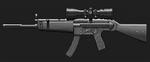 MP5 Sniper