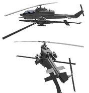 AH-1 Cobra in development