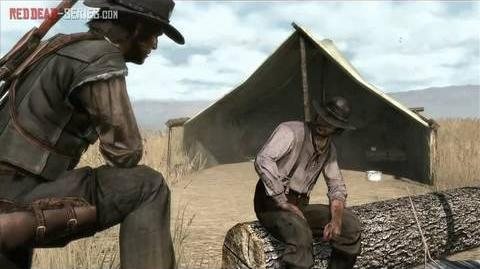 Water and Honesty (Good Choices) - Stranger Mission - Red Dead Redemption
