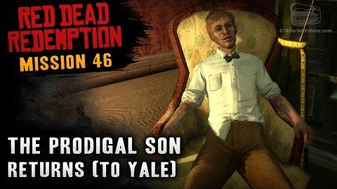 Red Dead Redemption - Mission 46 - The Prodigal Son Returns (To Yale) Xbox One-0
