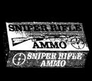 Sniper Rifle Ammo