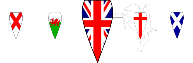 File:Three Relms of the United Kingdom of Great Britain and Northern Ireland .png