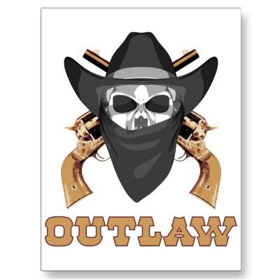 Black outlaw postcard-p239872393303114712trdg 400