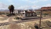 Rdr las hermanas train station