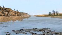 Rdr san luis river surface