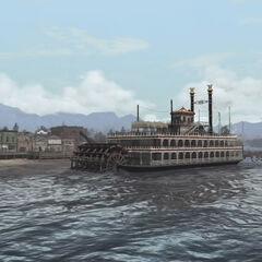 Ferry de Blackwater.