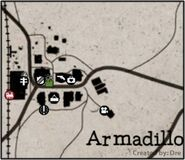 Armadillo Location 2