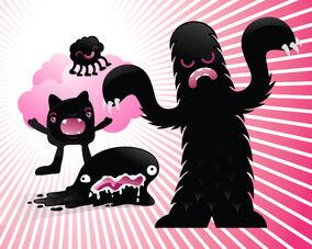 Pink posse 8x10