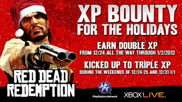 Holiday Triple XP Flyer
