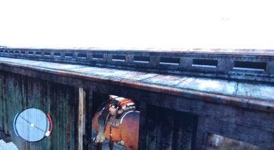 Rdr train glitch01