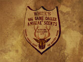 White's Bialler and Anmal Scents