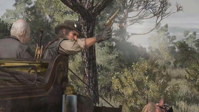 File:RDR-Golden-Gun-Pack-shooting golden revolver.jpg