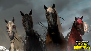 Rdr four horses apocalypse