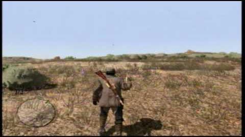 Red Dead Redemption - All Gold Guns