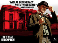 Edgar Ross Wallpaper