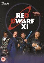 Red Dwarf Series XI DVD