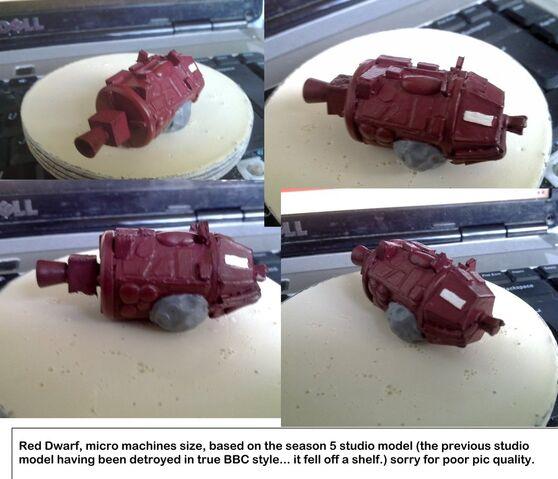File:Red dwarf model ship by hordriss-d3fj4iw.jpg