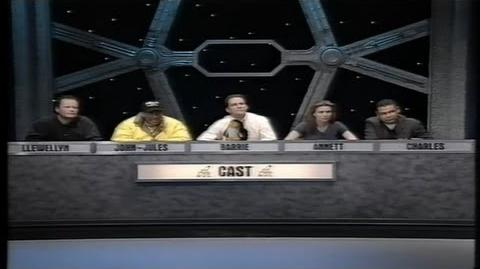 Universe Challenge (With Red Dwarf Night Introduction)