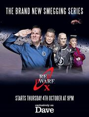 Red dwarf poster