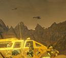 Raid on the Badlands Safehouse