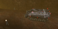 Ultor Armored Personnel Carrier