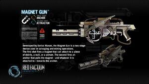 Magnetgun 1