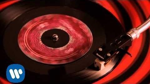 Red Hot Chili Peppers - Strange Man Vinyl Playback Video