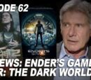 Ender's Game and Thor: The Dark World (6726)