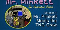 Mr. Plinkett Meets The TNG Crew
