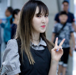 Wendy at ICN Airport 3