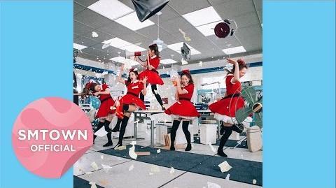 Red Velvet 레드벨벳 Dumb Dumb Teaser Video 5