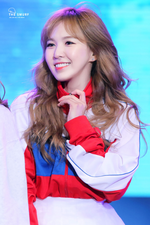 Wendy at Seoul brand event
