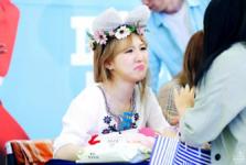 Wendy 150918 fan meet