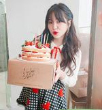 Yeri on her birthday 6