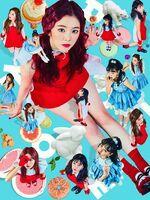 Red Velvet Irene Rookie 1 promo photo