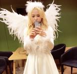 Yeri as an angel IG Update