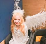 Yeri as an angel IG Update 3