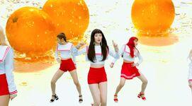 Red Velvet Red Flavor MV 74