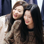 Seulgi and Irene