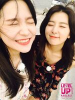 Seulgi and Yeri Level Up Project Red Velvet 2