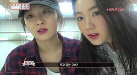 Seulgi and Irene Idol Drama Operation Team
