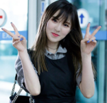 Wendy at ICN Airport